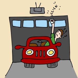 Having trouble with your garage door opener? It could be time for a new one.